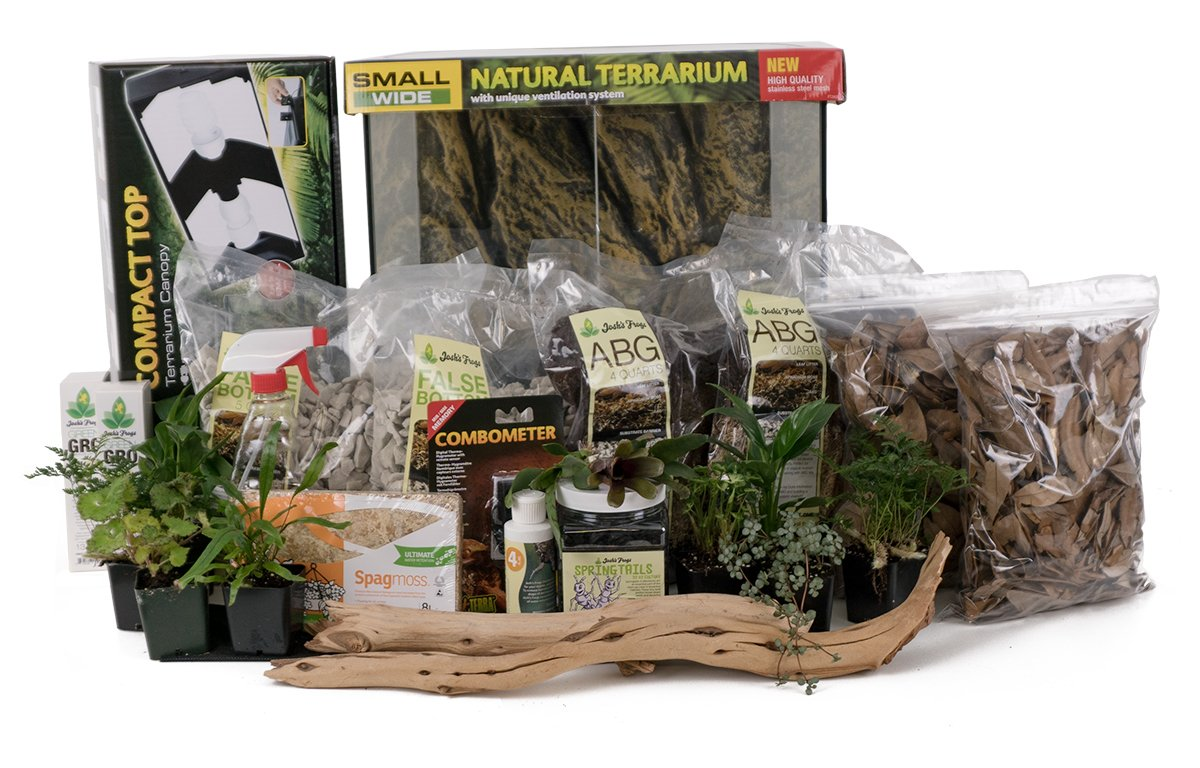 Poison Dart Frog Complete Kit Josh S Frogs How To Guides