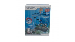 Marina Aquarium Set - Shark Theme (2.65 US Gal)