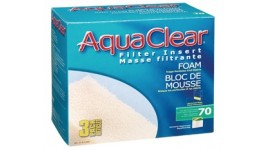 AquaClear 70 Foam Filter Insert (3 Pack)