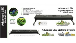Jungle Hobbies Double Advanced LED Lighting System