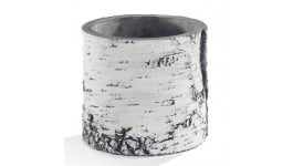 """Nature Innovations 6"""" Vertical Surreal Birch Planter"""