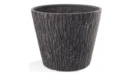 """Nature Innovations Natures Look Oak Planter - 20"""""""