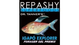 Repashy Igapó Explorer Forager Gel Premix for Rainforest Fish (12 oz Jar) FREE SHIPPING