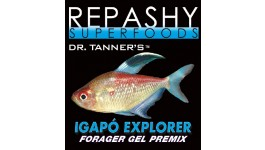 Repashy Igapó Explorer Forager Gel Premix for Rainforest Fish (70.4 oz, 4.4 lbs Jar) FREE SHIPPING