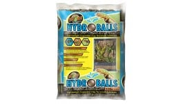 Zoo Med HydroBalls Clay Pellet Drainage Layer Substrate (2.5 lbs)