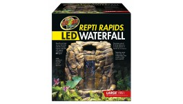 Zoo Med Repti Rapids Led Rock Waterfall Large Josh S Frogs