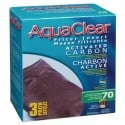 AquaClear 70 Activated Carbon Filter Insert (14.8 oz) 3 Pack