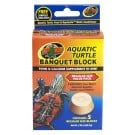 Zoo Med Aquatic Turtle Banquet Block (5 Pack of .5 oz Pellets)