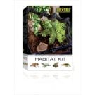 Exo Terra Rainforest Habitat Kit (Medium 18X18X24)