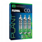 Fluval CO2 Disposable Cartridge (3pk of 1.6 Oz/45g)
