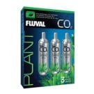 Fluval CO2 Disposable Cartridge (3pk of 3.3 Oz/95g)