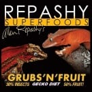 Repashy Grubs 'N' Fruit Gecko Diet (70.4 oz Jar, 4.4 lbs) FREE SHIPPING
