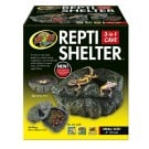 "Zoo Med Repti Shelter 3-in-1 Cave (Small 6"")"