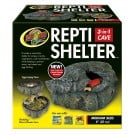 "Zoo Med Repti Shelter 3-in-1 Cave (Medium 8"")"