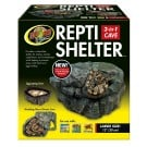 "Zoo Med Repti Shelter 3-in-1 Cave (Large 12"")"