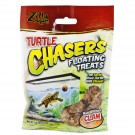 Zilla Turtle Chasers Floating Treats with Clam (2 oz, 57 g)