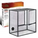 Zilla Fresh Air Screen Habitat (Large, 30 x 18 x 30)