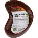 Zilla Kidney Shaped Terrarium Dish (Medium)