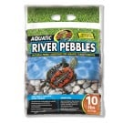 Zoo Med Aquatic River Pebbles (10 lbs)
