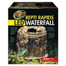 Zoo Med Repti Rapids LED Rock Waterfall (Large)