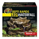 Zoo Med Repti Rapids LED Rock Waterfall (Medium)