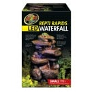 Zoo Med Repti Rapids LED Rock Waterfall (Small)