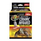 Zoo Med ReptiCare Ceramic Infrared Heat Emitter (100 Watt, 30-40 Gallon)