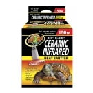 Zoo Med ReptiCare Ceramic Infrared Heat Emitter (150 Watt, 50-100 Gallon)